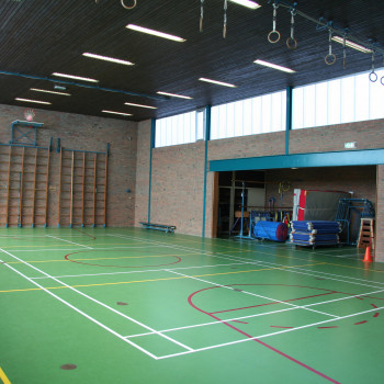 Gymzaal Staringstraat Oss